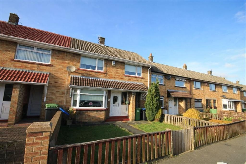 2 Bedrooms Terraced House for sale in Central Drive, Spennymoor, County Durham