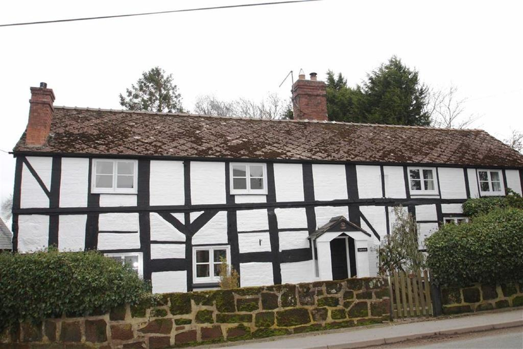 5 Bedrooms Cottage House for sale in Myddle, Shrewsbury