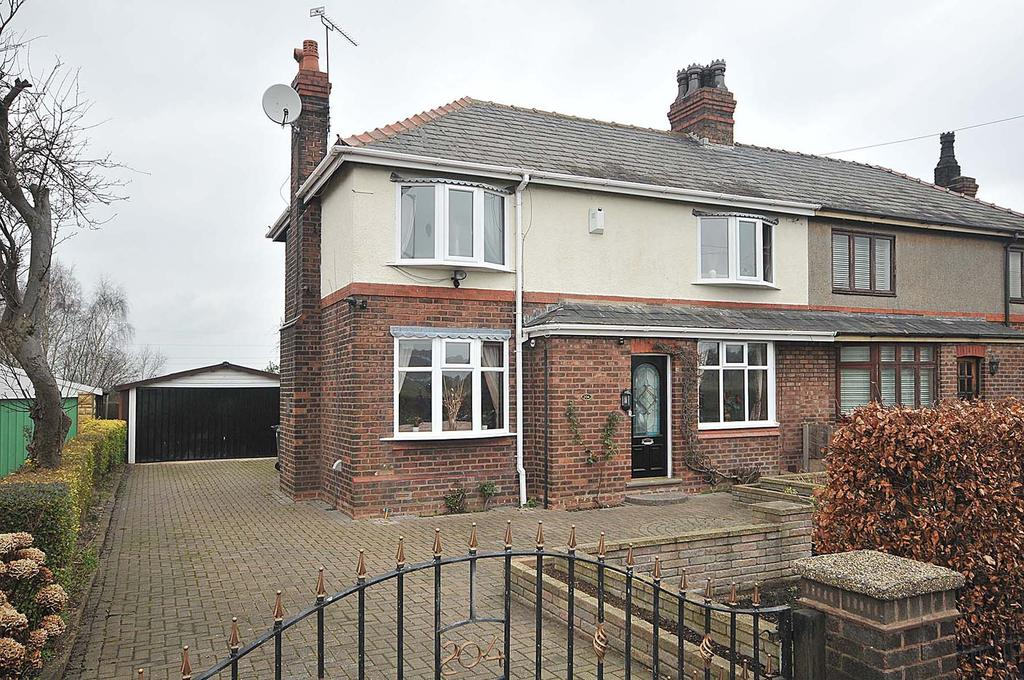 3 Bedrooms Semi Detached House for sale in Runcorn Road, Moore