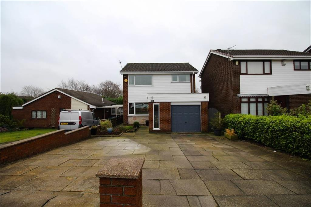 3 Bedrooms Detached House for sale in Fallow Fields Drive, Reddish Vale, Stockport