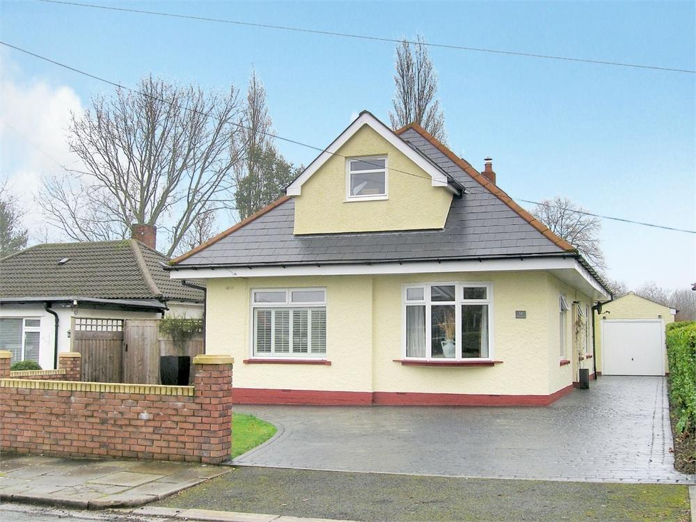 2 Bedrooms Detached House for sale in Brynawelon Road, Cyncoed, Cardiff