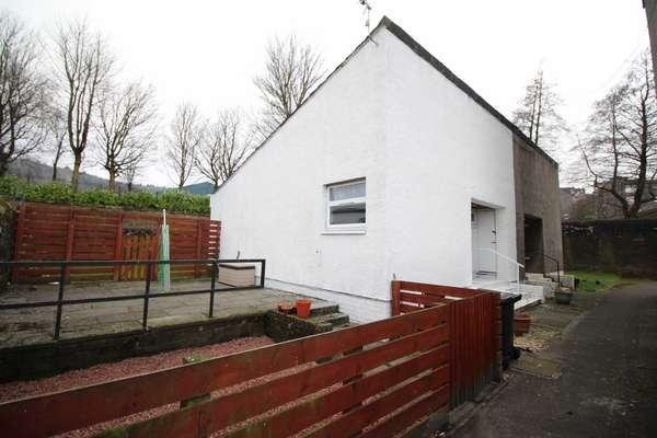 1 Bedroom Semi Detached Bungalow for sale in 9 Antigua Street, Greenock, PA15 4QT