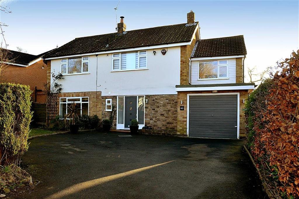 4 Bedrooms Detached House for sale in Legh Road, Prestbury