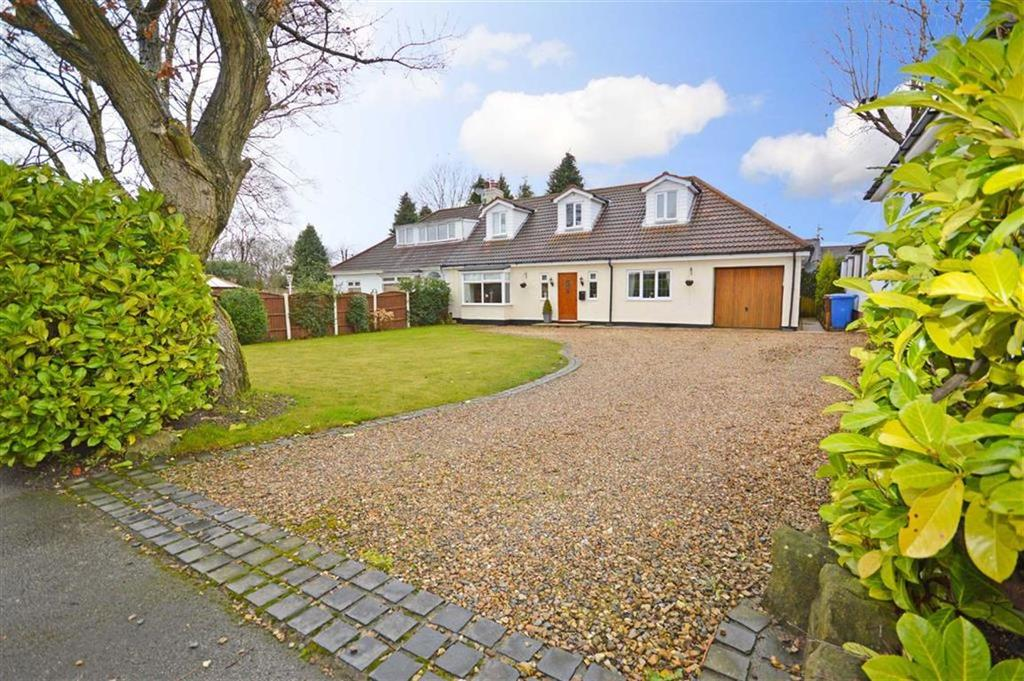 4 Bedrooms Semi Detached House for sale in Holly Road, High Lane, Cheshire