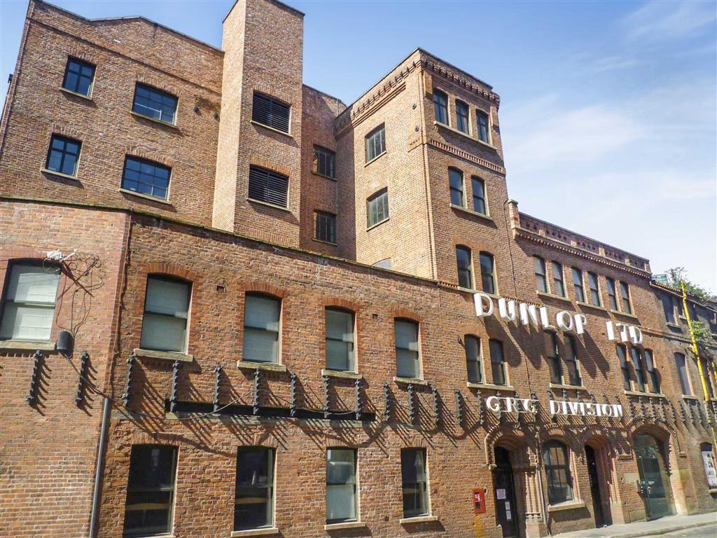 3 Bedrooms Apartment Flat for sale in Macintosh Mills, Southern Gateway, Manchester, M1