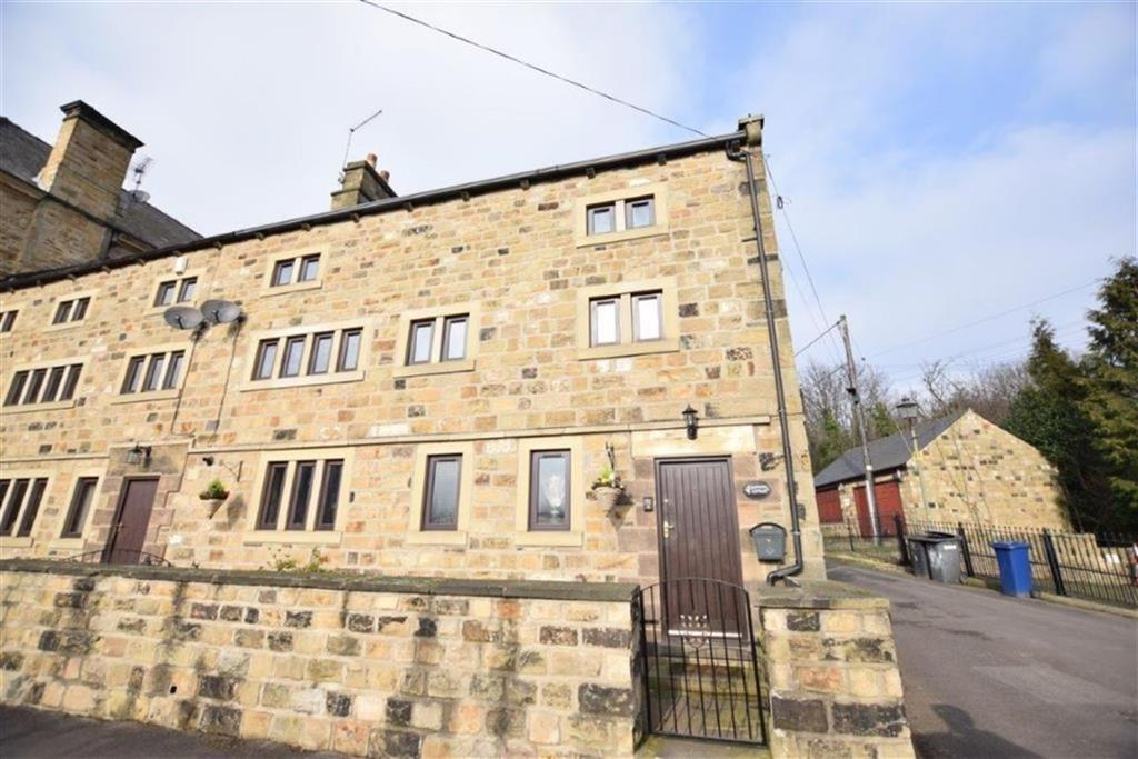 4 Bedrooms Barn Conversion Character Property for sale in East Wing Cottages, Mitchell Street, Barnsley, S70