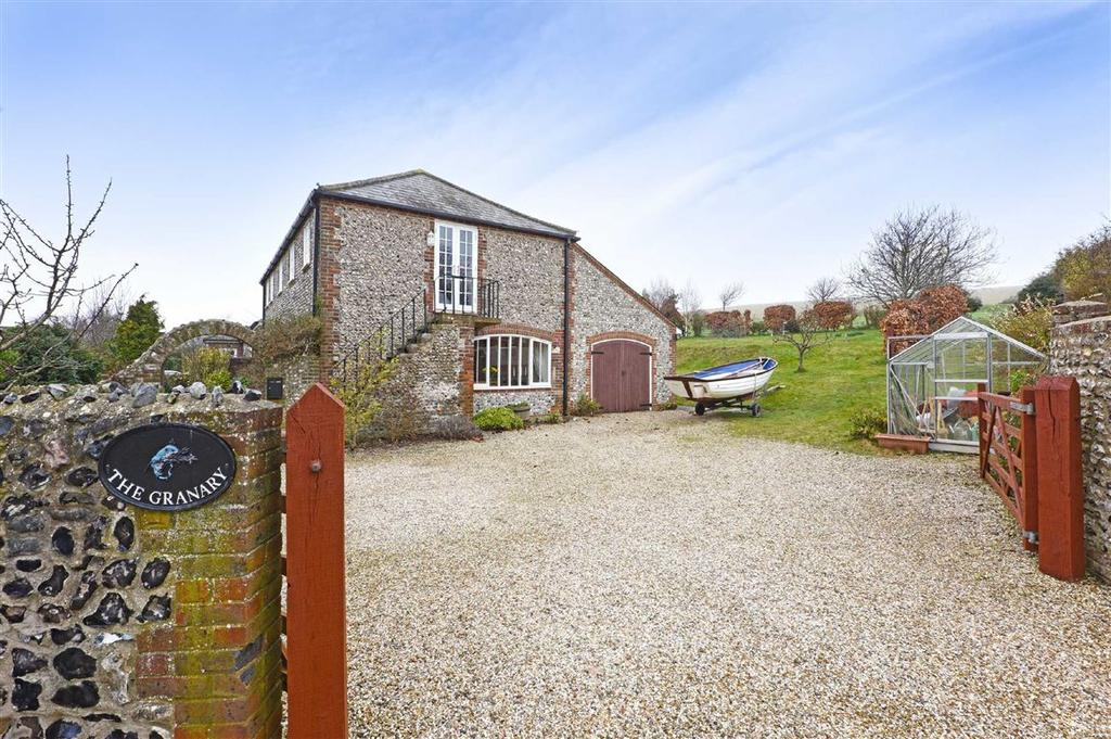 4 Bedrooms Semi Detached House for sale in Church Lane, Sompting, West Sussex