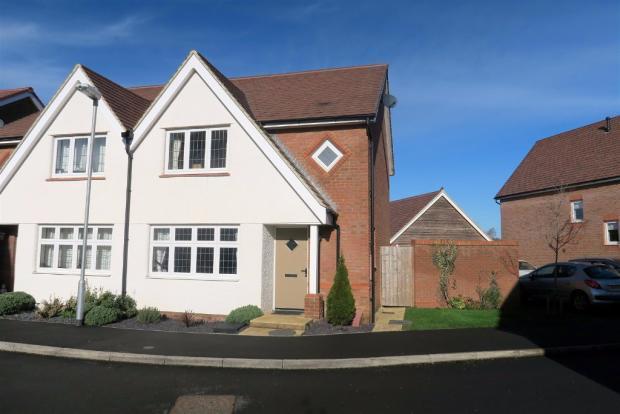 3 Bedrooms Semi Detached House for sale in Schofield Close, Bathpool, Taunton TA2