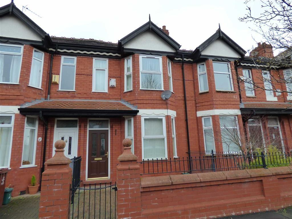 3 Bedrooms Terraced House for sale in Broadfield Road, Fallowfield, Manchester, M14