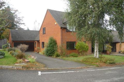 4 bedroom house to rent - Richmond Hill Gardens, Edgbaston, Birmingham, B15