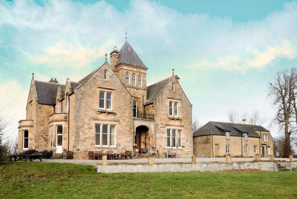 10 Bedrooms Country House Character Property for sale in Allan House, Balinroich Farm, Fearn, IV20 1RR