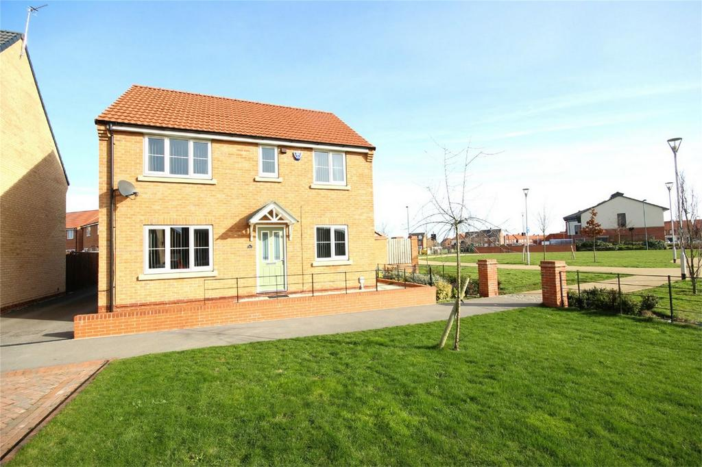 4 Bedrooms Detached House for sale in Hyde Park Road, Kingswood, Hull, East Riding of Yorkshire