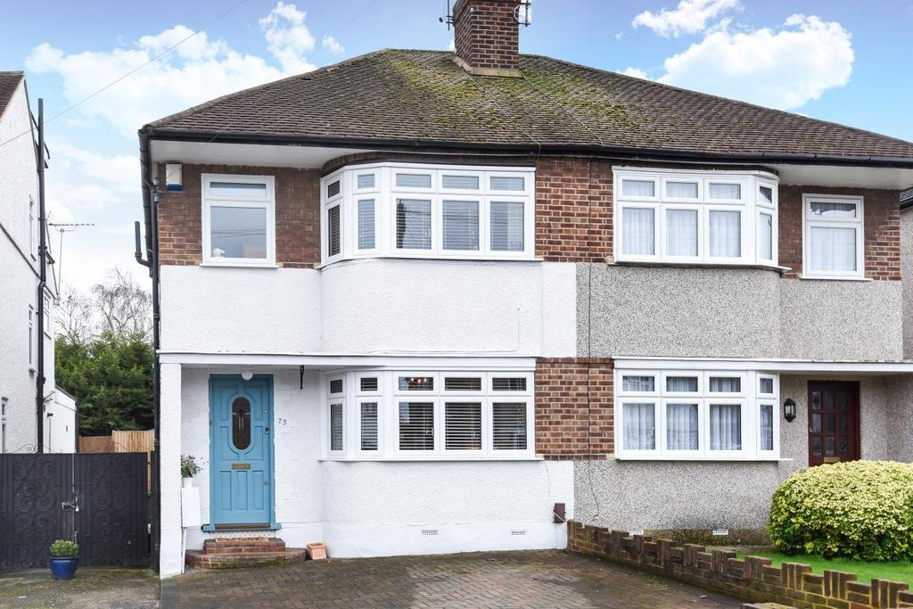 3 Bedrooms Semi Detached House for sale in Constance Crescent, Hayes, BR2