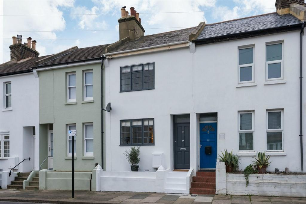 2 Bedrooms Terraced House for sale in Grange Road, Hove, East Sussex