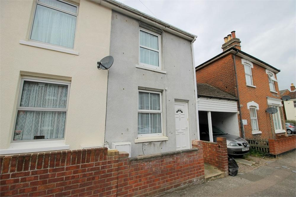 2 Bedrooms End Of Terrace House for sale in Charles Street, Colchester, Essex