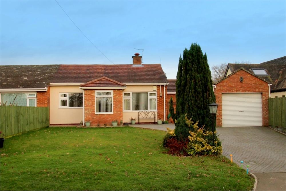 3 Bedrooms Semi Detached Bungalow for sale in Nayland Road, West Bergholt, Colchester, Essex