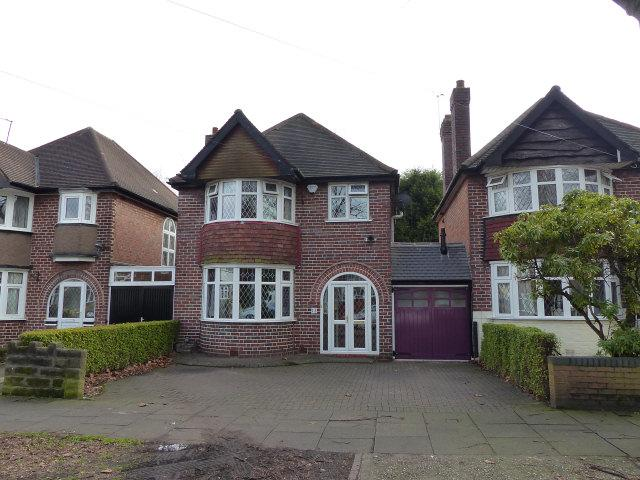 3 Bedrooms Link Detached House for sale in Ewell Road,Erdington,Birmingham