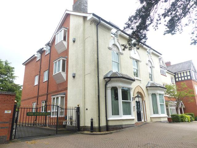 2 Bedrooms Ground Flat for sale in 15 Anchorage Road,Sutton Coldfield,West Midlands