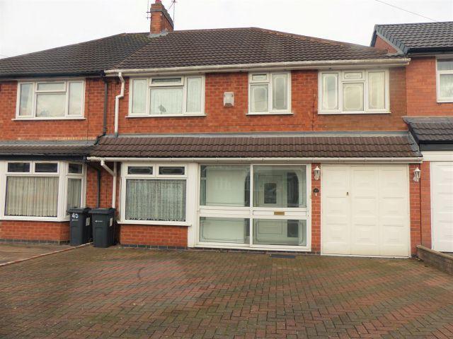 4 Bedrooms Semi Detached House for sale in Grestone Avenue,Handsworth Wood,Birmingham