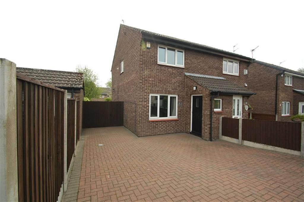2 Bedrooms Semi Detached House for sale in Redford Drive, Bramhall, Cheshire