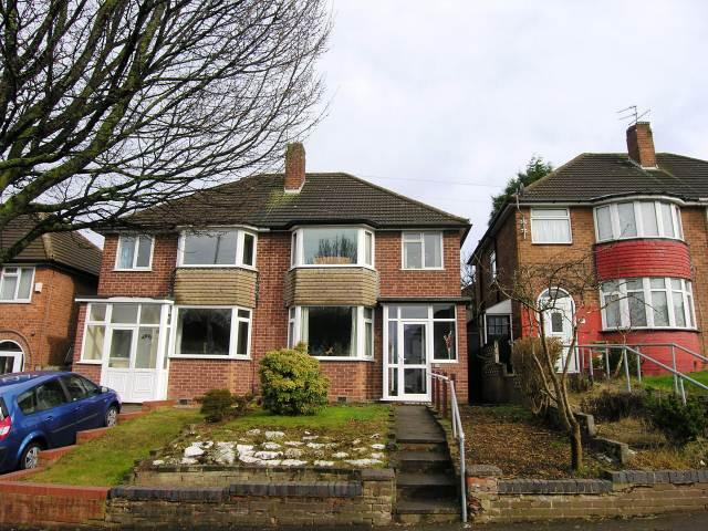 3 Bedrooms Semi Detached House for sale in Dyas Road,Great Barr,Birmingham