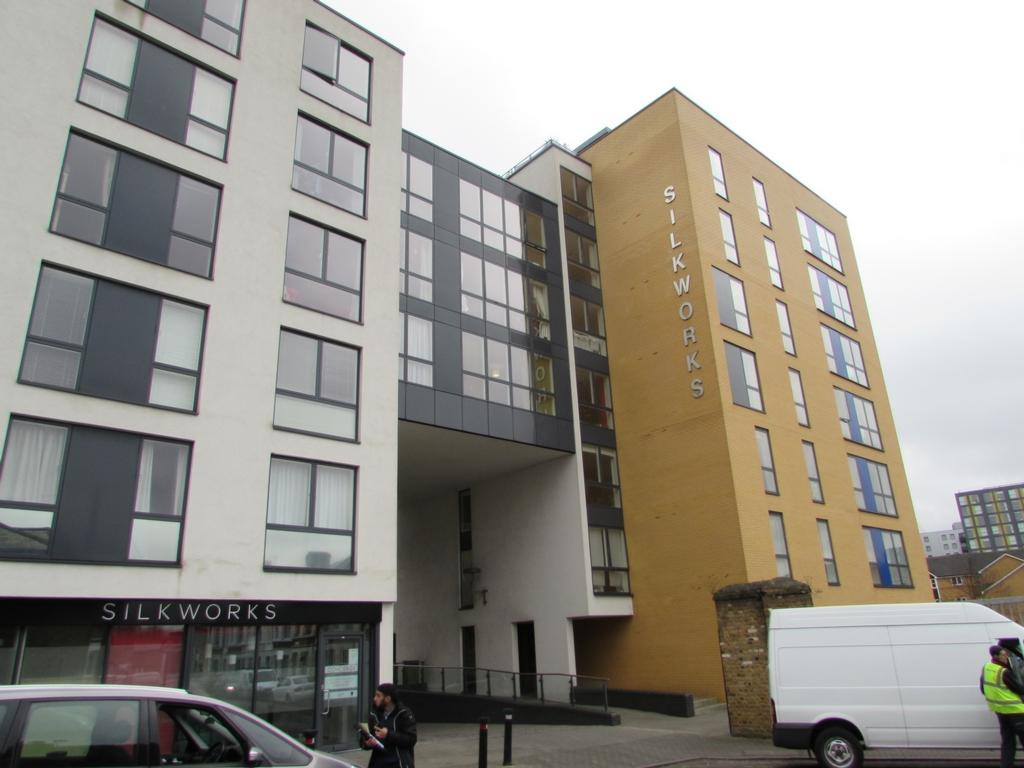 1 Bedroom Flat for sale in Chenla Building, Connington Road, Lewisham, SE13