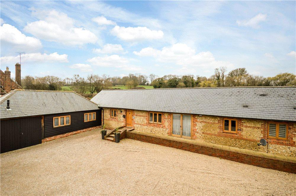 3 Bedrooms Barn Conversion Character Property for sale in Church Lane, Waltham, Canterbury