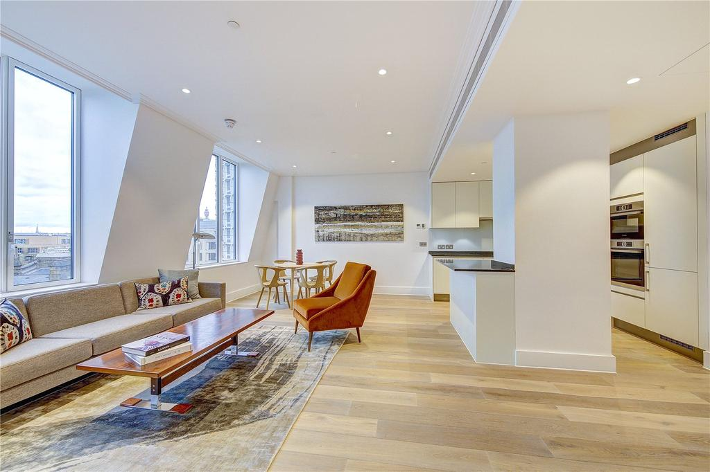 3 Bedrooms Apartment Flat for sale in Kingsway, Holborn, WC2B
