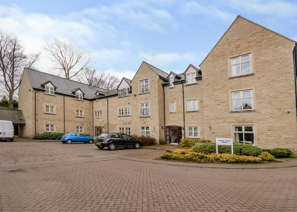 2 Bedrooms Flat for sale in Flat 3 Quarry Head, 11 Chelsea Rise, Brincliffe, S11 9BS