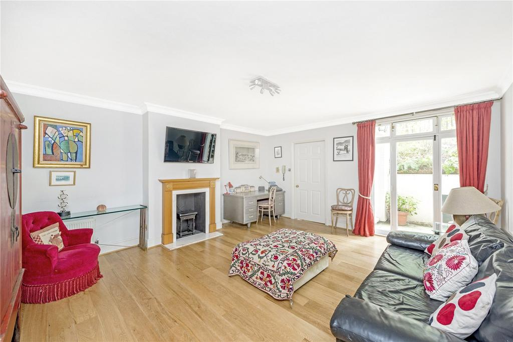 1 Bedroom Flat for sale in Ashgrove House, Pimlico, London