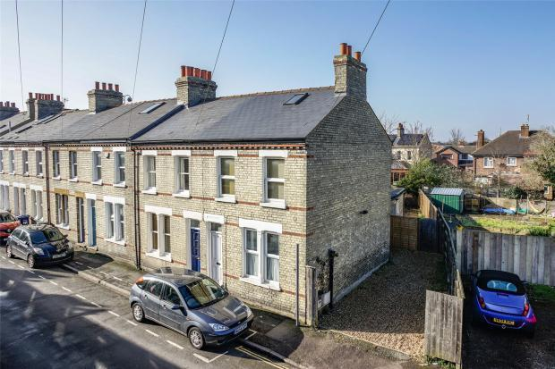3 Bedrooms Terraced House for sale in Catharine Street, Cambridge