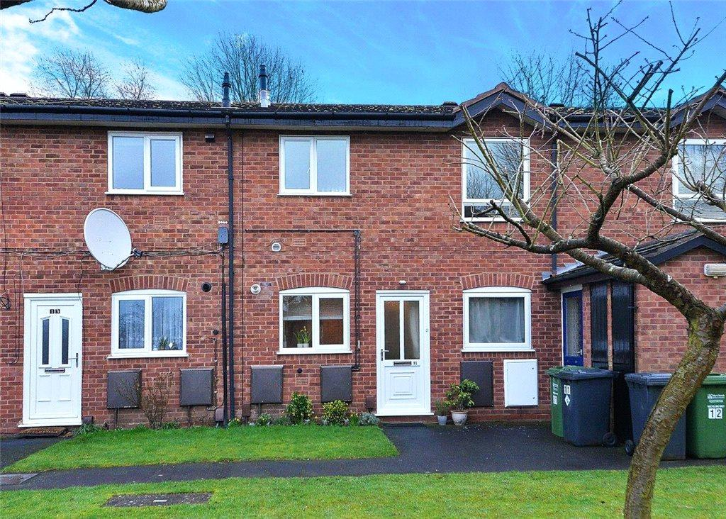 2 Bedrooms Apartment Flat for sale in Baxter Gardens, Kidderminster, DY10