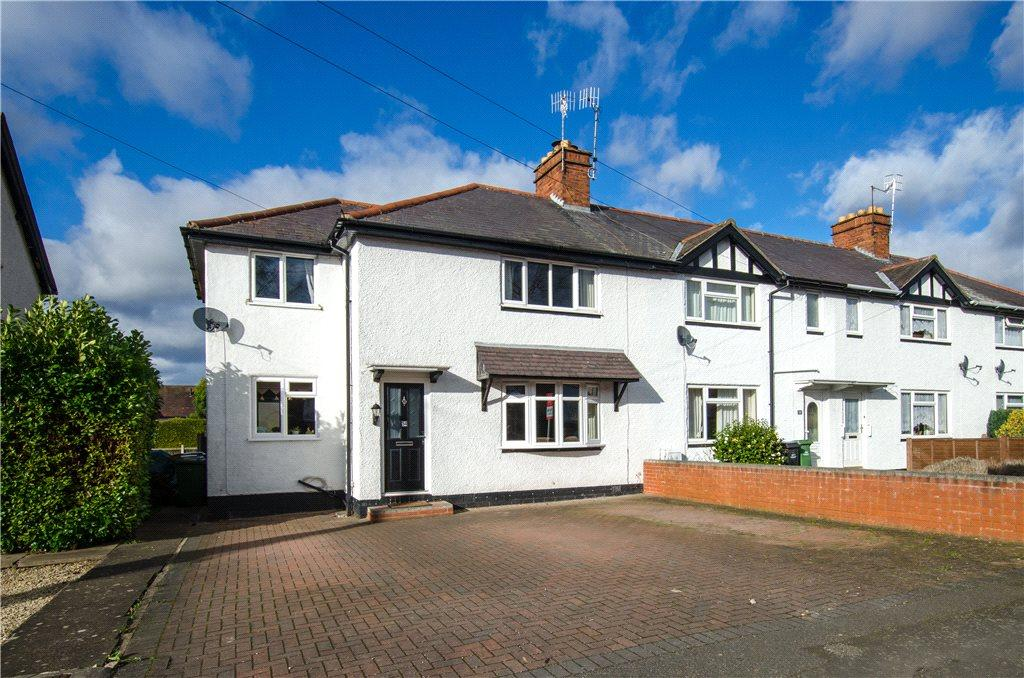 3 Bedrooms End Of Terrace House for sale in Manning Road, Droitwich, Worcestershire, WR9