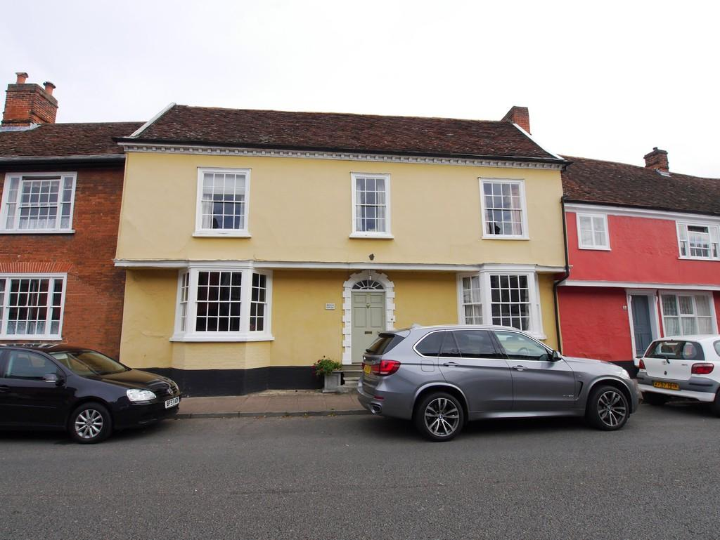 5 Bedrooms Terraced House for sale in High Street, Hadleigh, Ipswich, Suffolk, IP7 5EL