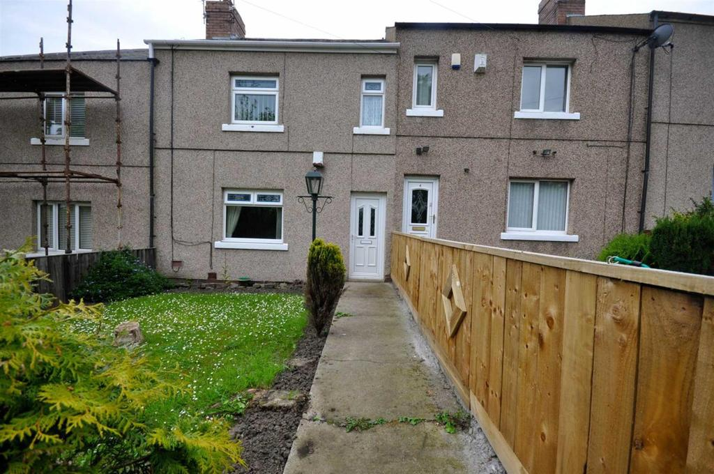 3 Bedrooms Terraced House for sale in Claxheugh Cottages, Sunderland