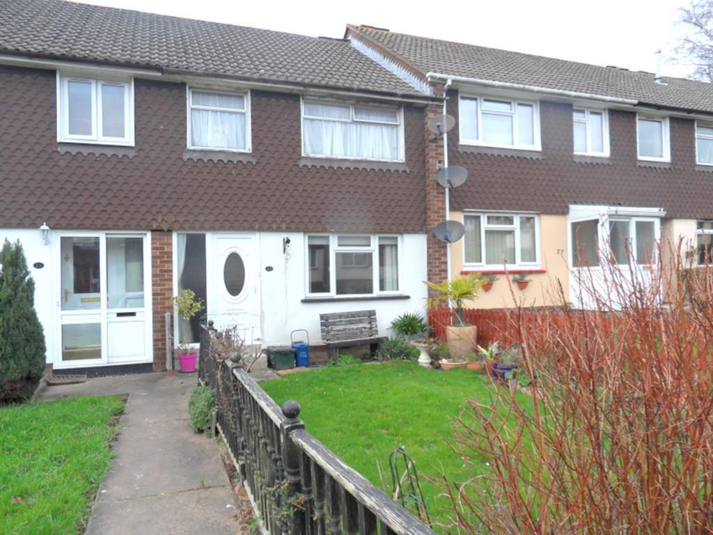 3 Bedrooms Terraced House for sale in Churchill Road, Exmouth