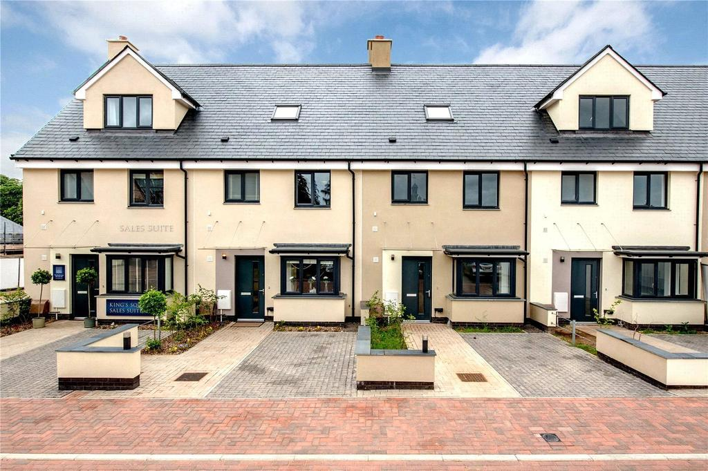 4 Bedrooms House for sale in South Road, Taunton, Somerset, TA1