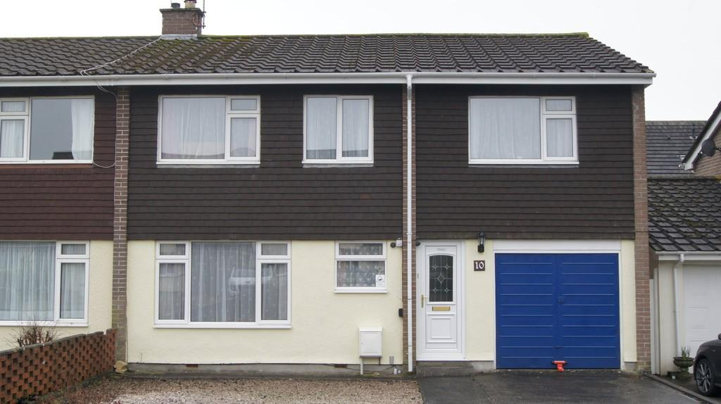 4 Bedrooms Semi Detached House for sale in Tavistock