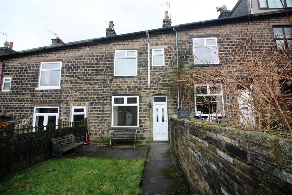 3 Bedrooms Terraced House for sale in Cleveley Gardens, Off Scout Road, Hebden Bridge