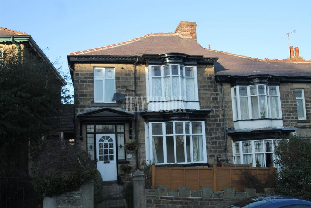 3 Bedrooms Semi Detached House for sale in Ringinglow Road, Ecclesall, S11