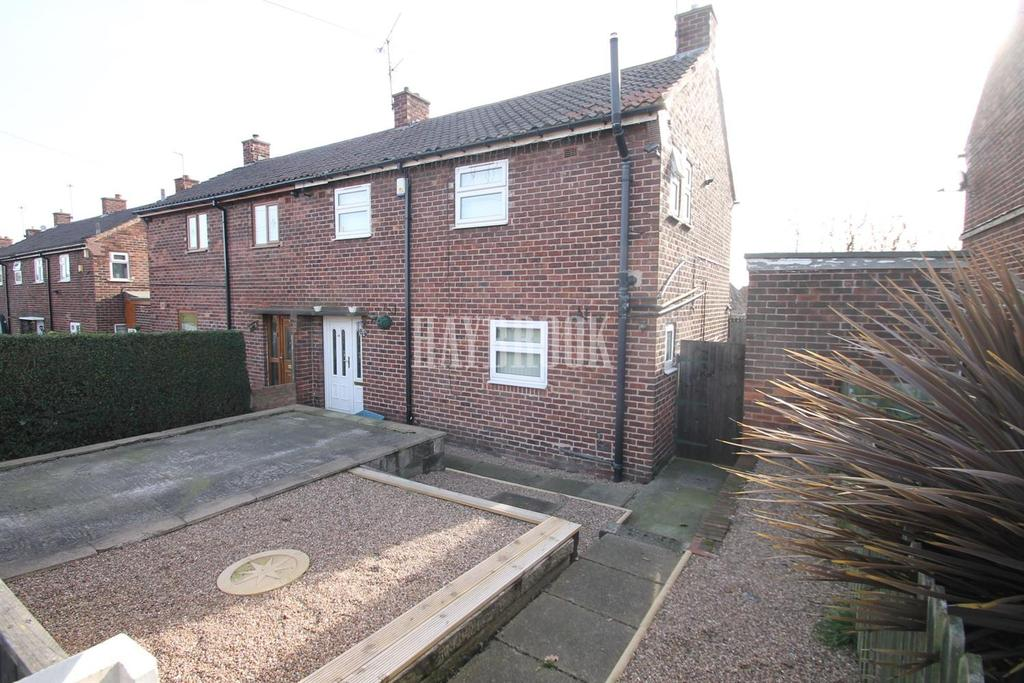 3 Bedrooms Semi Detached House for sale in Bellscroft Avenue, Thrybergh, Rotherham