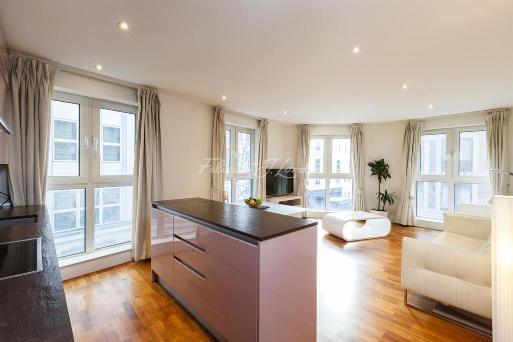 2 Bedrooms Flat for sale in Pepys Street, EC3N