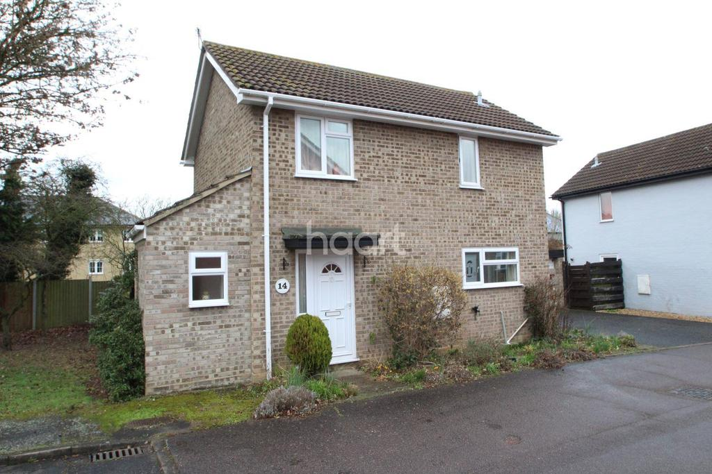 3 Bedrooms Detached House for sale in Chichester Close, Bury St Edmunds