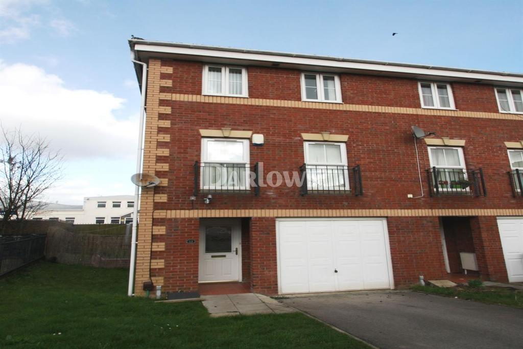 3 Bedrooms End Of Terrace House for sale in Heol Dewi Sant, Heath, Cardiff
