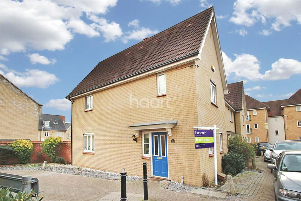 3 Bedrooms End Of Terrace House for sale in Buntingbridge Road, Newbury Park