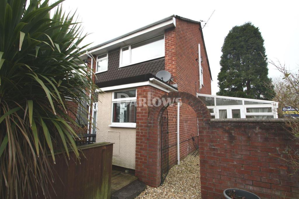 3 Bedrooms End Of Terrace House for sale in The Hawthorns, Pentwyn, Cardiff