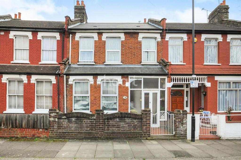 3 Bedrooms Terraced House for sale in Boundary Road Turpike Lane, N22