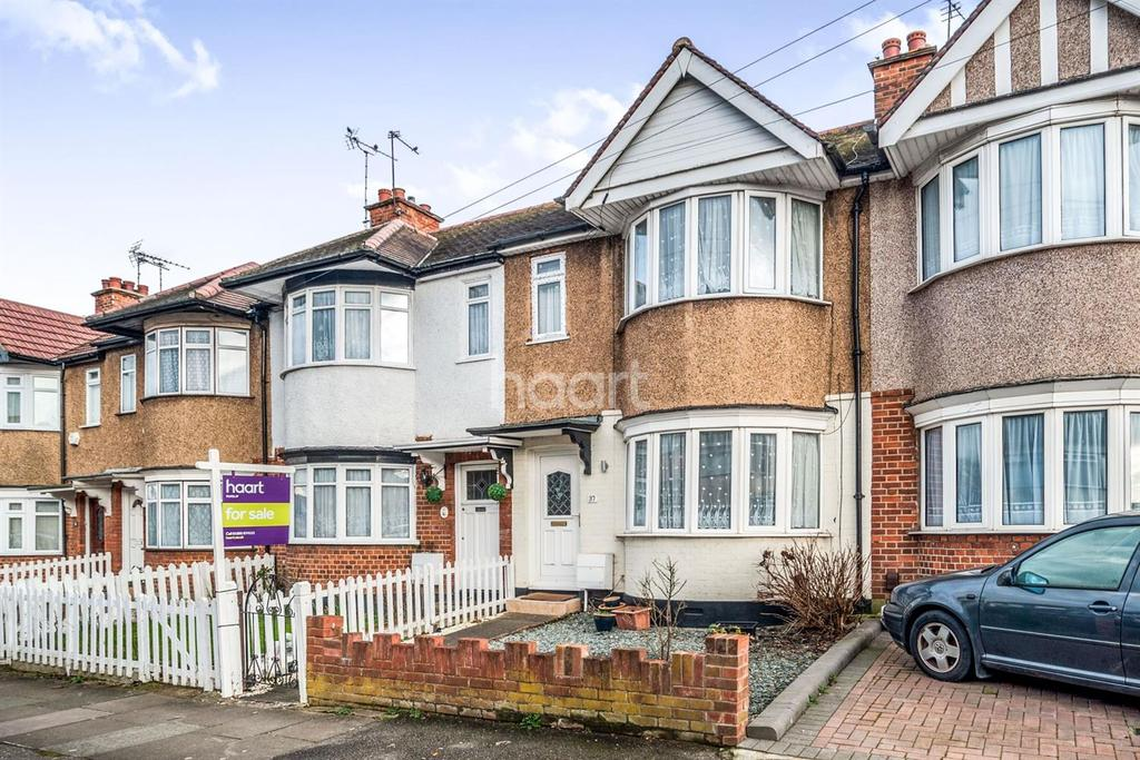 2 Bedrooms Terraced House for sale in Bridgwater Road, Ruislip