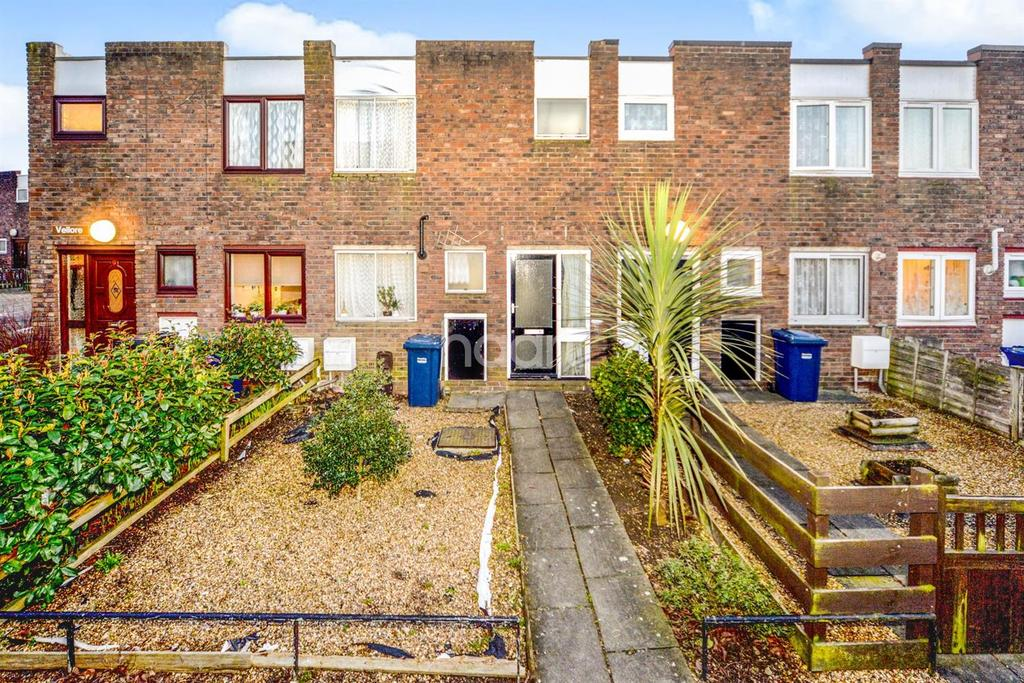 3 Bedrooms Terraced House for sale in Vellore, Clayton field, NW9