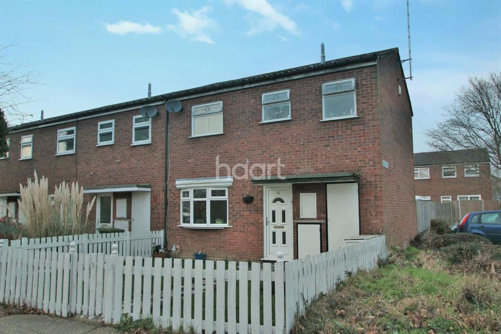 3 Bedrooms End Of Terrace House for sale in Merrylands, Basildon